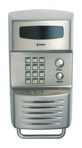 <h5>Linear RE1 Residential  Telephone Entry System</h5>